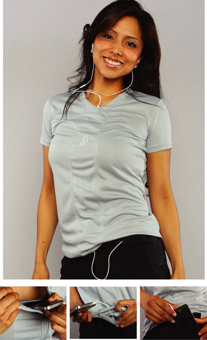 Women's Short Sleeve StreamLine Tech Shirt