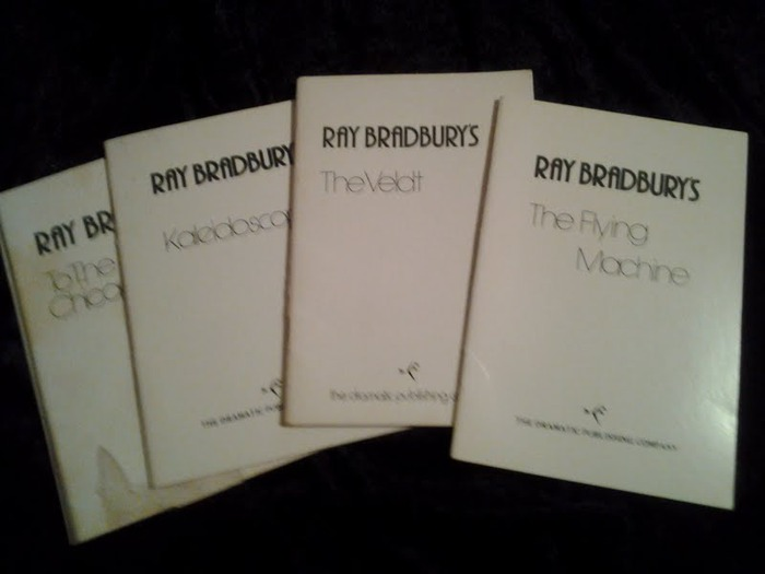 Ray Bradbury Plays