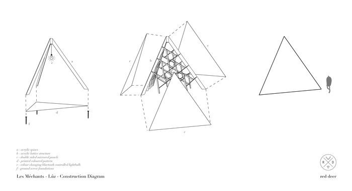 Luz - Construction Isometric