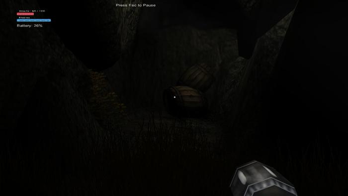 Caves - #5