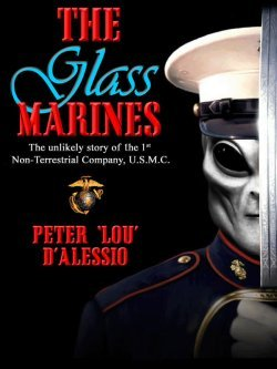 The Glass Marines by Peter D'Alessio