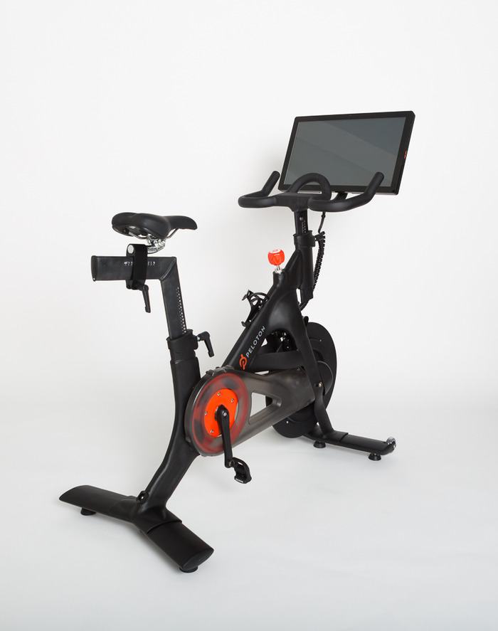 android powered peloton exercise bike. Black Bedroom Furniture Sets. Home Design Ideas