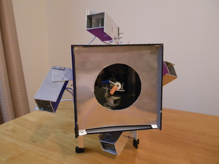 FRONT OF RSD PROJECTOR - Soft Prototype