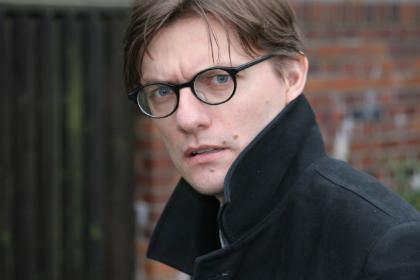 Actor James Urbaniak