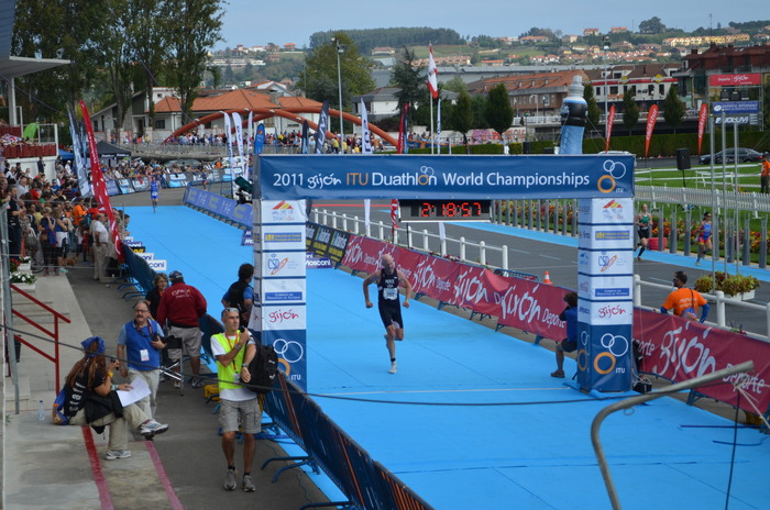 2011 World Duathlon Championships, Gijon, Spain