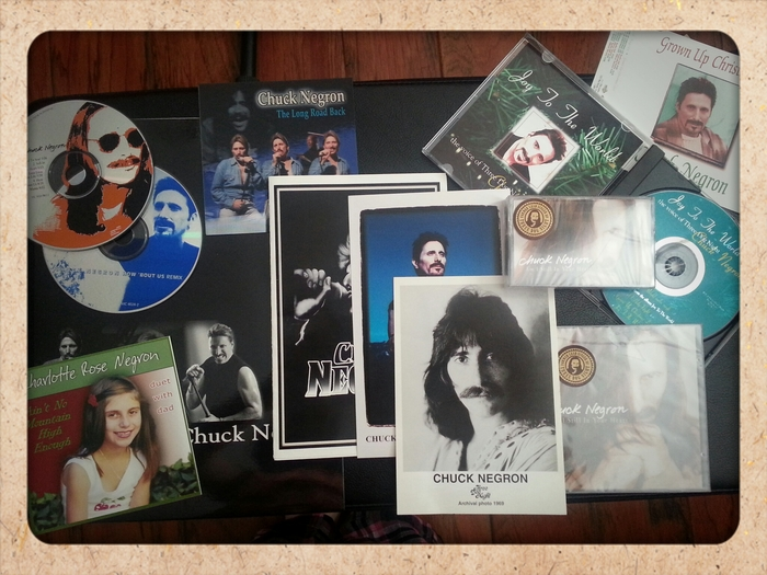 Chuck Negron Promotional Grab Bag