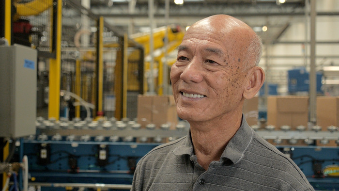 David Tran, founder of Huy Fong Foods, fled Vietnam as a refugee in 1978. After 30 years of producing Sriracha chili sauce in Los Angeles, he's altered the history of American cuisine.