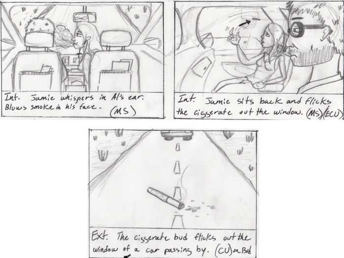 Lunacy - Storyboards