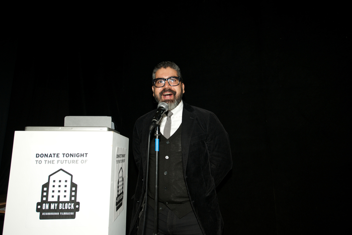 Miguel Hernandez, MC of our 2012 Event