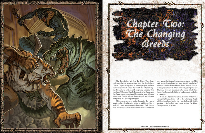 Example Chapter Opening Page Spread