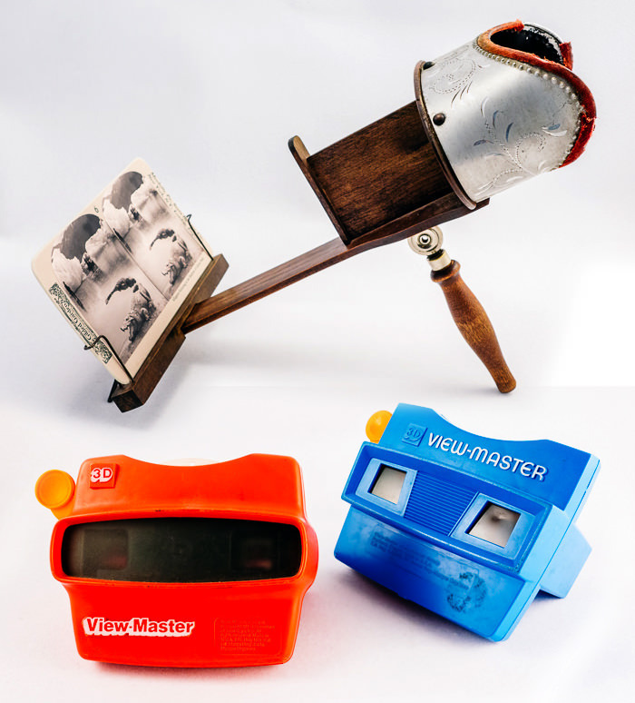 Poppy brings stereographic imaging into the 21st century! Video! Retina!