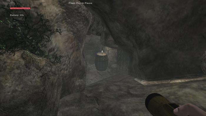 A cave in Middle of Nowhere with the improved models, graphics and detail #3