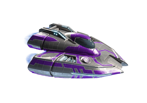 Unlocked Tier 3 Ship