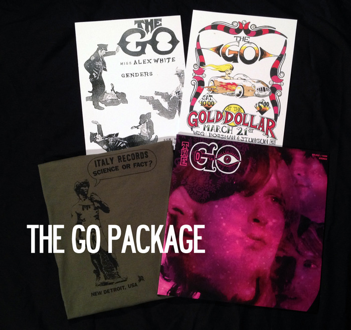 The Go Package. Go get it! Only one available.