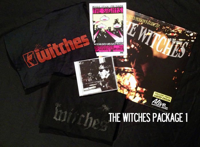 The Witches Package #1