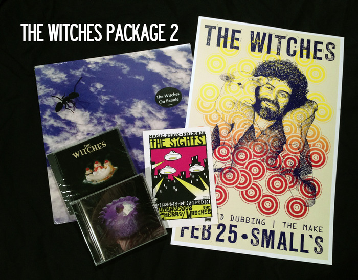 The Witches Package #2