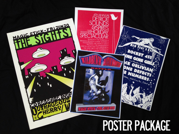 Poster Package. These belong on your wall!