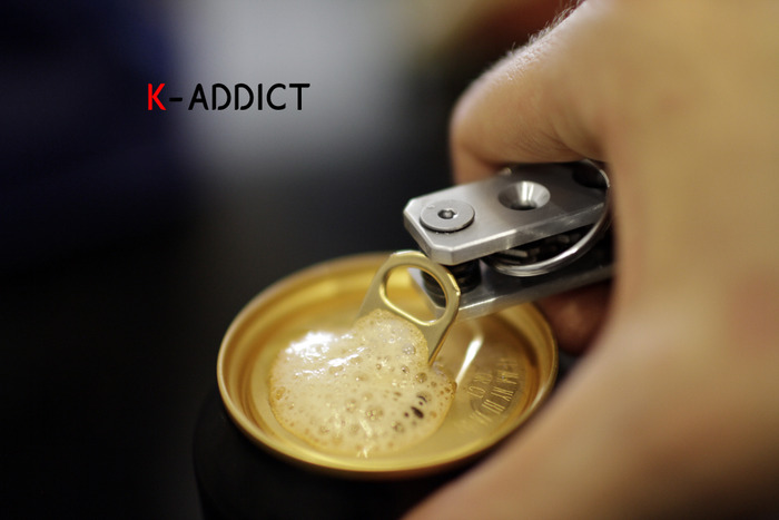 Cineik K-Addict Opening Can