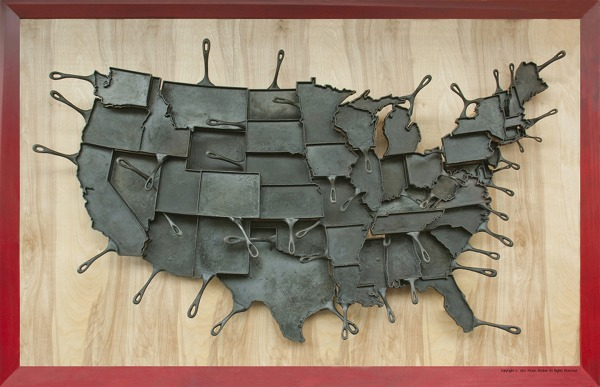"The final 2011 ""Made in America"" by Alisa Toninato"