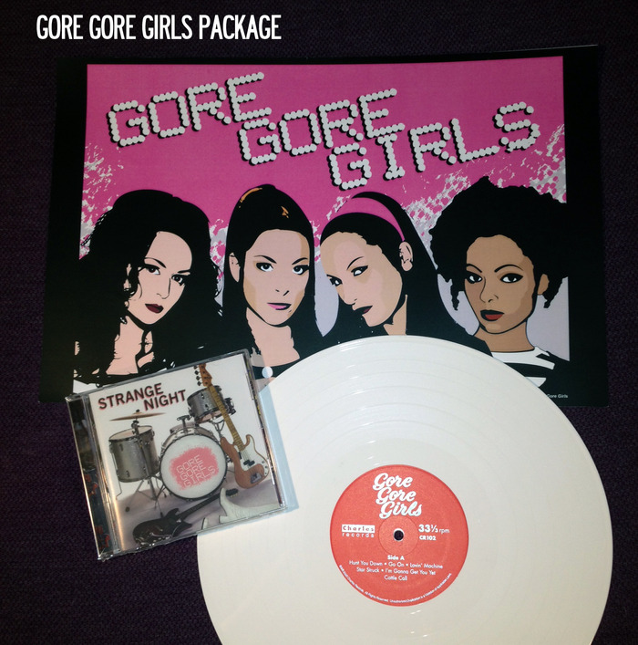 Get the Gore with the Gore Gore Girls Package!
