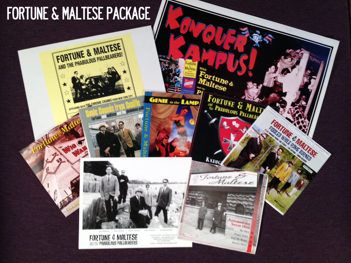 Fortune and Maltese Package: Become an instant F&M fan!