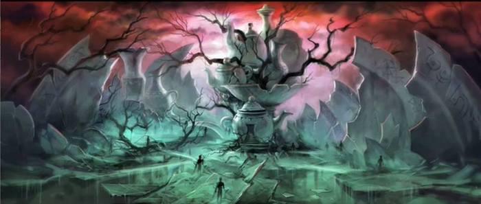 [Kickstarter] Oz par American McGee 3d4f5309ac1b6ccb47222fe70f892a1d_large