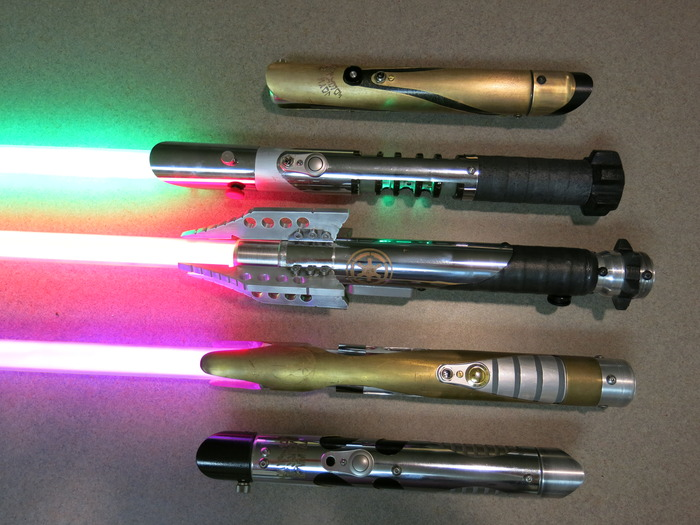 hhcls se lightsaber the ultimate custom lightsaber option