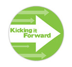 Proud sponsor of KickingItForward.org