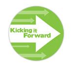 Proud sponsor of KickingItForward.org