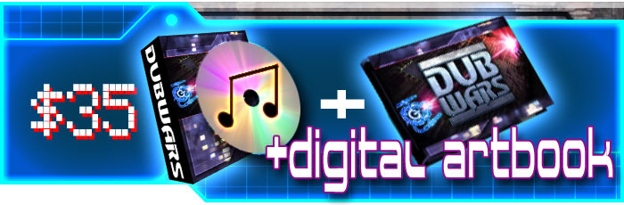 Digital download bundle! Get the game, soundtrack and DIGITAL ART BOOK for download at this tier.