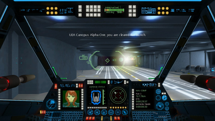 Eterium A Space Combat Sim For Windows Pc By Andrew Luby