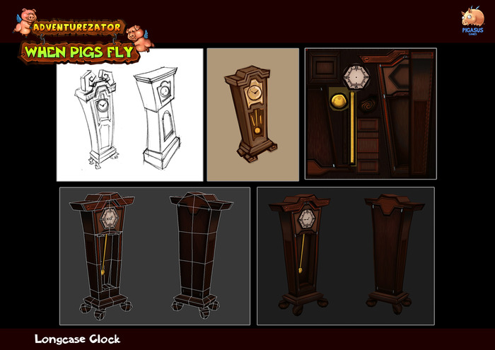 Grandfather Clock Dev Process