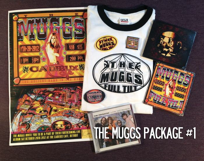 The Muggs Package #1: Mugg it up!