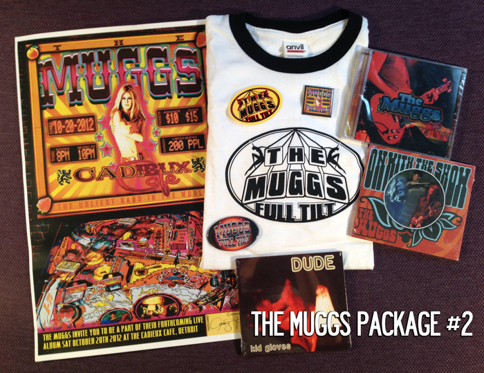 The Muggs Package #2: Mugg some more!