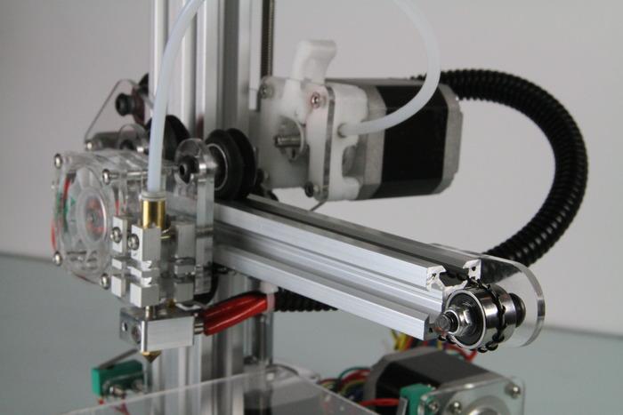 Rigid Aluminum Frame