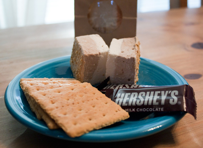 Family of 4 Smores Package: comes w/4 individual kits and is only available as an Add-on for an extra pledge of $22