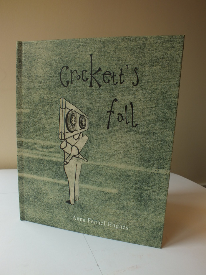 'Crockett's Fall'; The Book