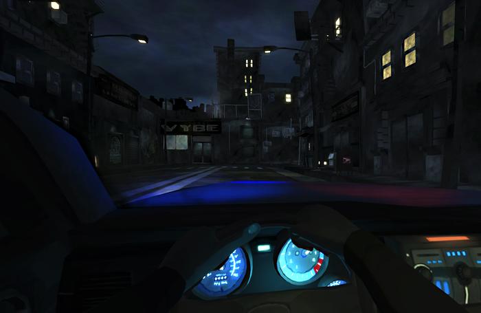 In-Game Screenshot - On Patrol