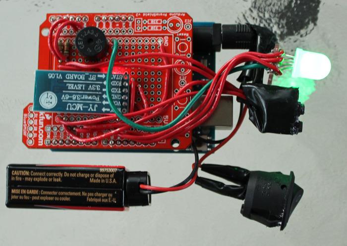 Inside the BBiQ™ Base-Model prototype