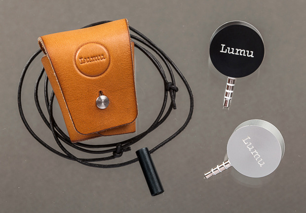 Lumu Pack. Lumubag for protection and Lumuneck to wear your Lumu.