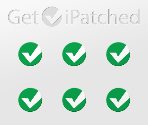 iPatched Logo Set