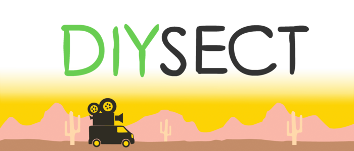 Thanks for listening & stay tuned for more DIYsect