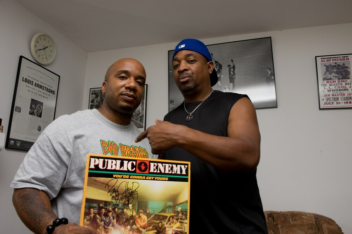 Musician & activist Chuck D shares his views on the phenomenon.