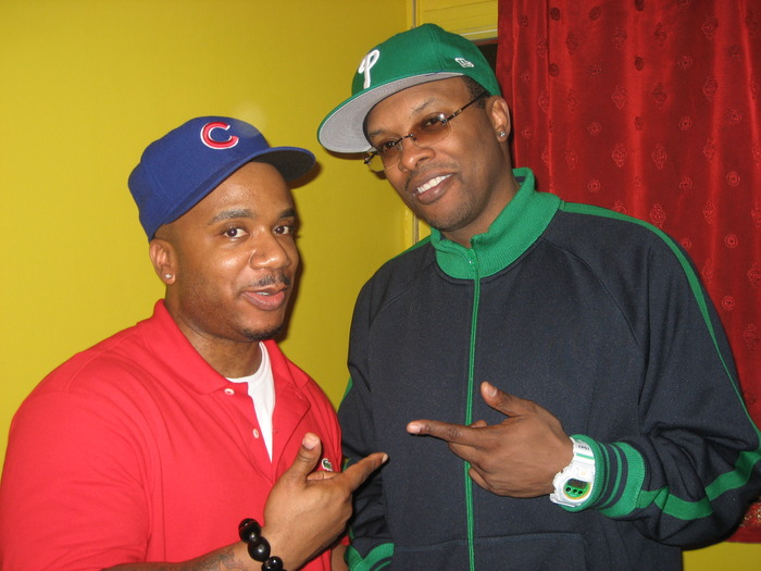 Jazzy Jeff is a Jordan Head.
