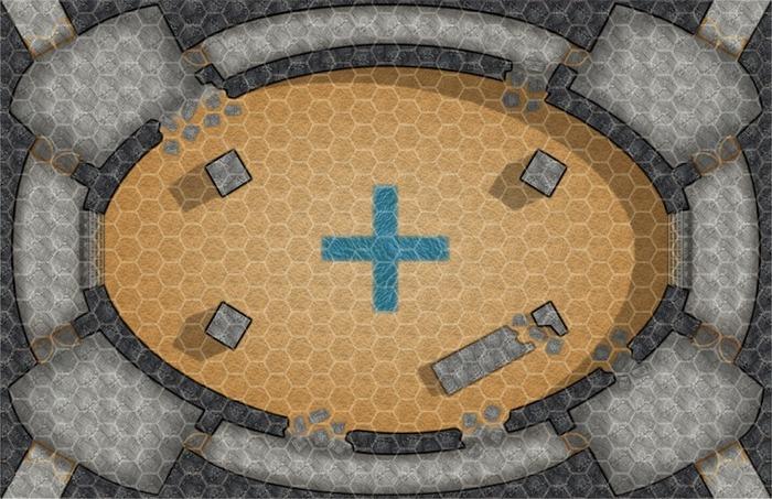 Coliseum Map