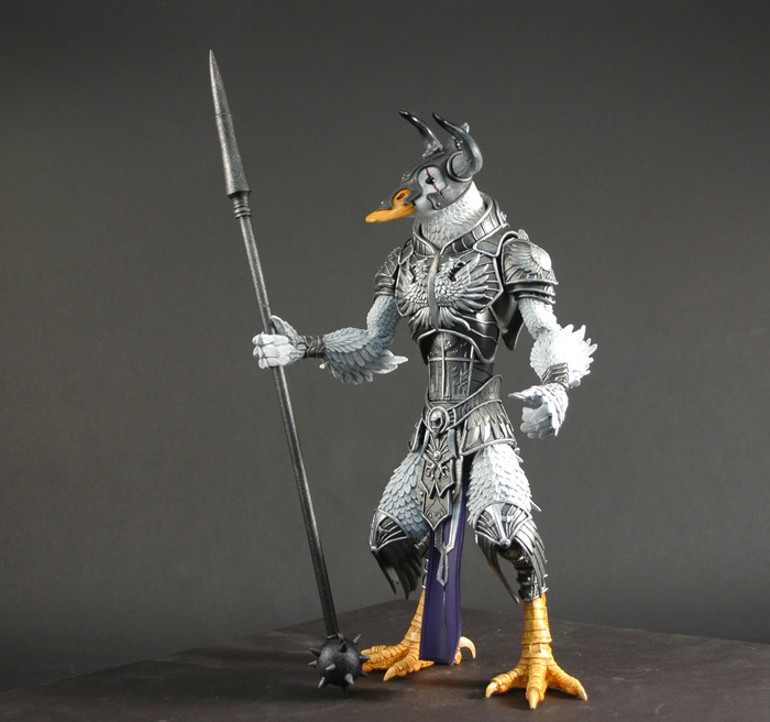 Minotaur the Duck (KICKSTARTER EXCLUSIVE!)