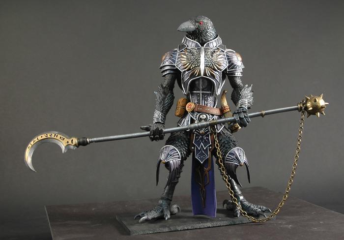 FOUR HORSEMEN's GOTHITROPOLIS RAVENS KICKSTARTER! 0341f0e1a0c484bbe22d94fe30025f8e_large