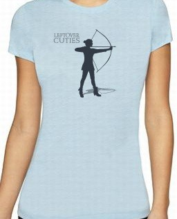 Woman Bow and Arrow T- Shirt
