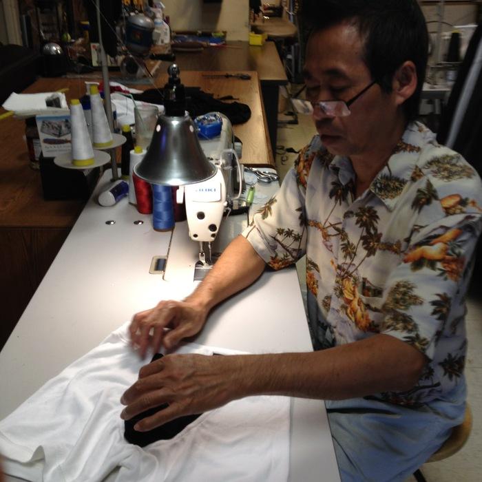 Tony Dang, Elite Tailoring, San Antonio