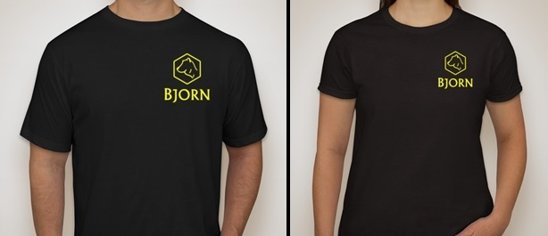 Bjorn Mead Organic Cotton T-Shirt
